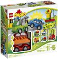 Product Image. Title: LEGO DUPLO Creative Play Creative Cars 10552