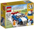 Product Image. Title: 31027 LEGO Creator Blue Racer