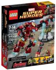 Product Image. Title: 76031 LEGO Super Heroes The Hulk Buster Smash