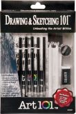 Product Image. Title: Art 101 Drawing and Sketching