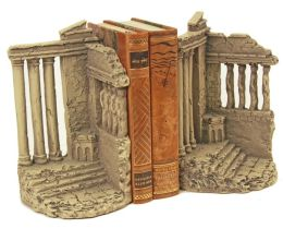 Acropolis Bookends - Set of 2
