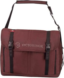 Victorinox Seefeld Weekender Travel Bag - Maroon