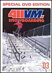 411 Video Magazine: Snowboarding, Vol. 3