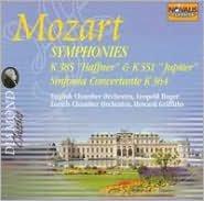 Mozart: Symphonies; Sinfonia Concertante