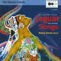 Paul Desenne: Jaguar Songs