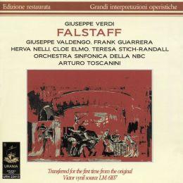 Verdi: Flastaff
