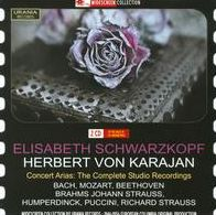 Concert Arias: The Complete Studio Recordings