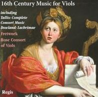 16th Century Music for Viols