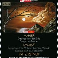 Mahler: Das Lied von der Erde; Symphony No. 4; Dvorák: Symphony No. 9