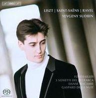 Yevgeny Sudbin Plays Liszt, Saint-Saëns & Ravel