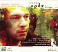 Jean-Louis Agobet: Génération; Feuermann; Ritratto concertante; Phonal