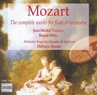 Mozart: The Complete Works for Flute & Orchestra