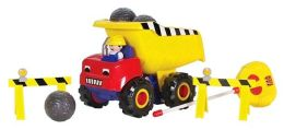 Kid Galaxy My First R/C Construction - Dump Truck