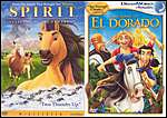 Spirit: Stallion of Cimarron/Road to El Dorado