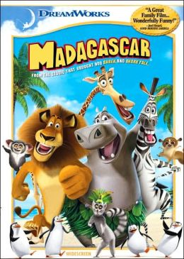 Madagascar 2 characters list