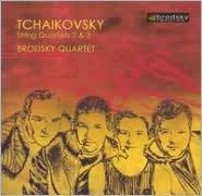 Tchaikovsky: String Quartets Nos. 2 & 3
