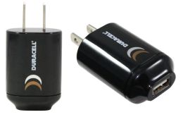 Duracell DU1673 Mini USB AC Charger - Black