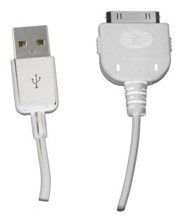 Duracell DU1693 Sync & Charge USB Cable - White