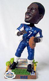 Caseys Distributing 8132908696 Atlanta Falcons Michael Vick 2003 Pro Bowl Forever Collectibles Bobble Head
