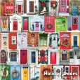 Product Image. Title: 1000 Piece Holiday Doors