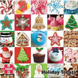 Holiday Treat 1000 Piece Puzzle
