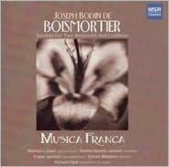Joseph Bodin De Boismortier: Sonatas for Two Bassoons & Continuo