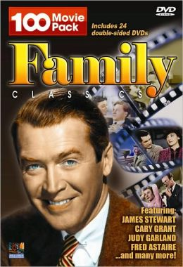 Family Classics: 100 Movie Pack