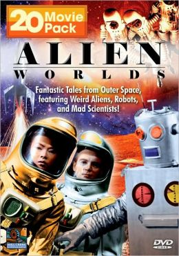Alien Worlds: 20 Movie Pack