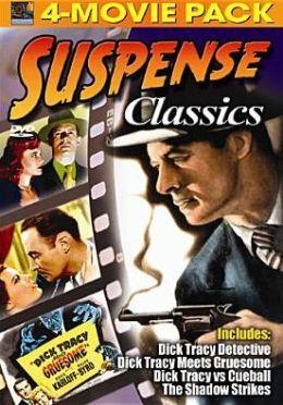 Suspense Classics 4-Movie Pack