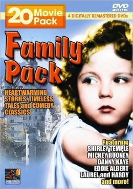 Family Pack: 20 Movie Pack