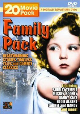 Family Pack: 20 Movie Pack
