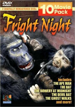 Fright Night: 10 Movie Pack