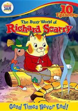 Busy World Of Richard Scarry: Good Times Never End