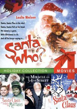 Santa Who / Santa Claus Conquers / Santa Claus