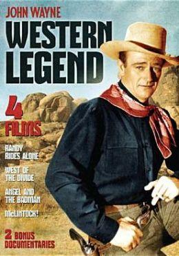 John Wayne: Western Legend