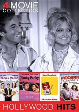 Micki & Maude/Hanky Panky/There's a Girl in My Soup/Modern Romance