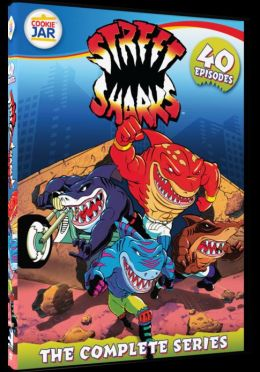 Street Sharks: The Complete 40 Episode Series