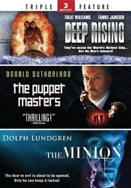 Deep Rising/Puppet Masters/Minion