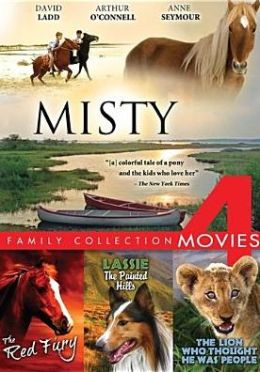 4-Movie Family: Misty / Red Fury