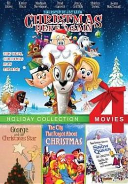 4-Movie Holiday: Christmas Is Here Again/George and the Christmas Star/the City That Forgot Abou
