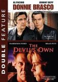 Video/DVD. Title: Donnie Brasco/Devil's Own