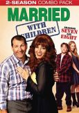 Video/DVD. Title: Married... with Children: Seasons 7 & 8