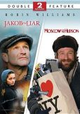 Video/DVD. Title: Robin Williams Double Feature: Jakob the Liar/Moscow on the Hudson