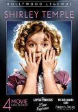 Video/DVD. Title: Hollywood Legends: Shirley Temple