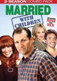 Video/DVD. Title: Married With Children: Seasons 9 & 10