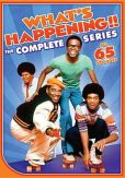 Video/DVD. Title: What's Happening!!: the Complete Series