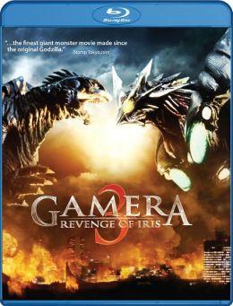 Gamera: Revenge Of Iris