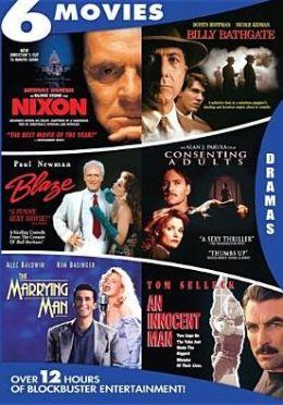 Blockbuster Dramas: 6 Movie Set