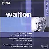 Walton: Cello Concerto; Coronation Te Deum