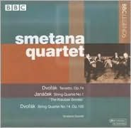 Dvorák: Terzetto, Op. 74; String Quartet, Op. 105; Janácek: String Quartet No. 1